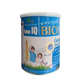 Sữa bột Biomi Grow IQ - Cho bé từ 1 đến 10 tuổi