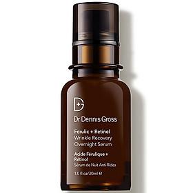 Serum Dr Dennis Gross Ferulic Plus Retinol Wrinkle Recovery Overnight (30ml)