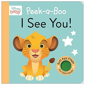 Disney Baby: Peek-a-Boo I See You!