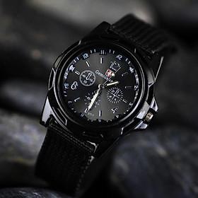 Đồng hồ dây dù đeo thời trang army đẹp DH72