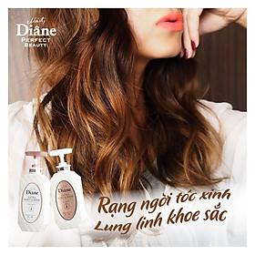 Dầu xả Moist Diane Extra Shine Treatment - Cho tóc khô, xỉn màu, không mượt Hàn Quốc 45ml tặng kèm móc khoá-5