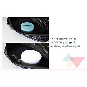 Phấn Phủ Kiềm Dầu Trong Suốt Cathy Doll Oil Control Film Pact 12G #Translucent (12g)-10