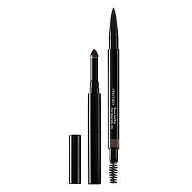 Bút Kẻ Chân Mày 3 Trong 1 Shiseido Brow Inktrio (Đầu Chì: 0.06g, Đầu Bột: 0.25g)