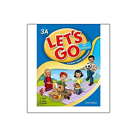 Let's Go 4ED - 3A Student Book and Workbook
