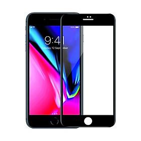 MIẾNG DÁN CƯỜNG LỰC  IPHONE 8 PLUS 3D - CHÍNH HÃNG- MÀU ĐEN -BJ12