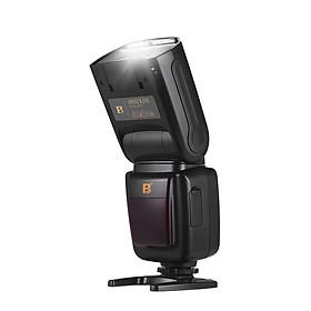Đèn Flash Chuyên Nghiệp Không Dây Dành Cho Máy Ảnh Canon Sony Nikon Pentax Đen (2.4G)