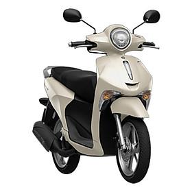 Xe Máy Yamaha Janus Bản Tiêu Chuẩn 2019 - Trắng Sữa