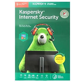 Kaspersky Internet Security Cho 5 Máy Tính - KIS5U