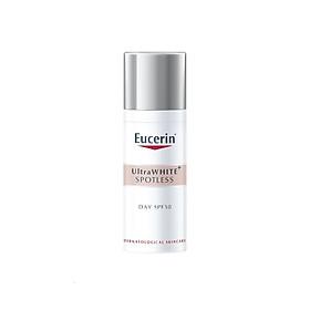 Kem dưỡng trắng da ban ngày Eucerin Ultra White Spotless DAY SPF30 50ml