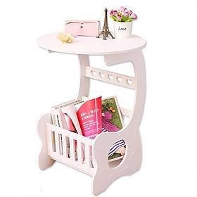 Bàn trà, bàn cafe, bàn đọc báo gia đình - 45x59x32cm
