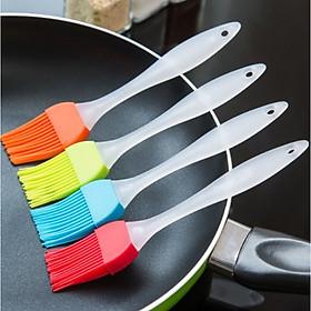 [COMBO 4 Chiếc] Chổi quét dầu đồ nướng, làm bánh tiện dụng - Chất liệu silicon an toàn cho người dùng - Giao màu ngẫu nhiên