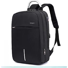 Balo laptop balo đi  học thời trang nam nữ chống trộm có phản quang