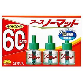 Set 3 lọ tinh dầu đuổi muỗi x 60 ngày