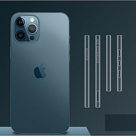 5 Bộ dán dẻo Gor cho iPhone 12 Pro Max, 12 Pro, 12, 12 Mini bảo vệ viền máy ( 5 bộ viền ) hàng nhập khẩu