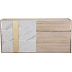 Tủ Ngăn Kéo INDEX CARRARA (180 x 39.7 x 85.6 cm)