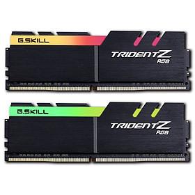 Bộ 2 Thanh RAM G.Skill TRIDENT Z RGB - 16GB (8GBx2) DDR4 3000GHz - Hàng Chính Hãng