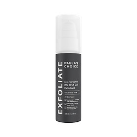 Kem giảm thiểu tế bào chết Paula's Choice Skin Perfecting 2% BHA Gel Exfoliant 100ml