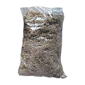 Rêu rừng khô trồng lan gói 150 Gr