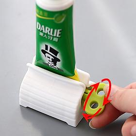Dụng cụ Cuộn Kẹp Ép Kem Đánh Răng - Sản Phẩm Tiện Ích Kẹp Lấy Kem Đánh Răng Cao Cấp và Tiện Dụng Cho Gia Đình