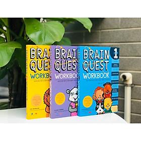 Brain Quest WorkBook cho trẻ 4-7 tuổi