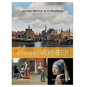 Sách - Danh họa thế giới Johannes Vermeer