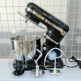 Máy đánh trứng, trộn bột, đánh kem BM78-5LB 1500W, bồn trộn bằng inox 5 lít