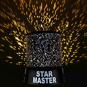 Đèn Chiếu Ngôi Sao Star Master