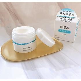 Kem dưỡng dịu nhẹ cho da nhạy cảm Meishoku Repair & Balance