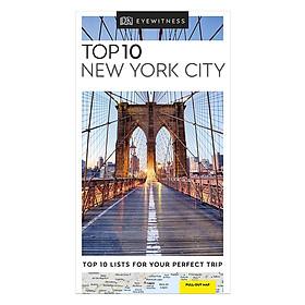 Top 10 New York City - Pocket Travel Guide (Paperback)