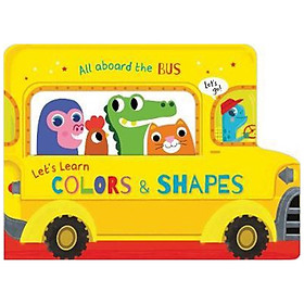 All Aboard - Colours & Shapes