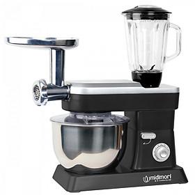 Máy làm bếp đa năng gia đình Midimori Kitchen Machine, MDMR - 9818 (1200W) - Hàng chính hãng