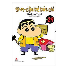 Shin - Cậu Bé Bút Chì - Tập 29 (Tái Bản 2019)