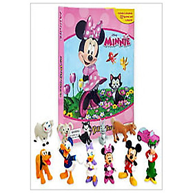 Disney Minnie My Busy Book