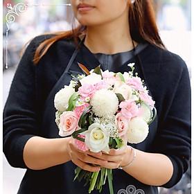 Bó hoa tươi - Hương thầm