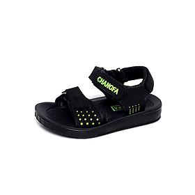 Giày sandal bé trai, bé gái thời trang T248K322 - Đen