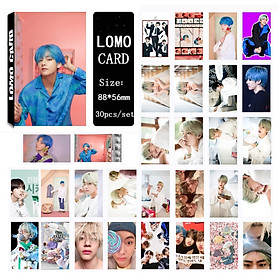 """Bộ Lomo card V BTS """"Map of the Soul"""""""