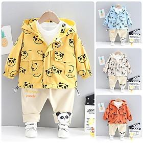 Set bộ 2 chi tiết bé trai. chất cực đẹp  BS1 Size80-120 (6-21kg) Quần áo trẻ Em hàng quảng châu