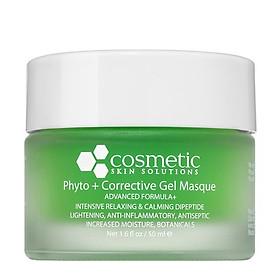 Mặt nạ phục hồi làm sáng Cosmetic Skin Solution Phyto  Corrective Gel Masque