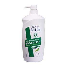 Sữa Tắm Sạch Sâu Kháng Khuẩn Thanh Mát Hứng Khởi Biore Guard 800g