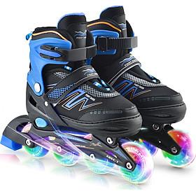 Giày Trượt Patin Có Đèn Chiếu Sáng Cho Bé Trai và Bé Gái - Hàng Nhập Khẩu Cao Cấp