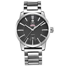 Đồng hồ nam SAMIR chống nước chống xước hiển thị lịch thứ lịch ngày bảo hành 12 tháng SA5101