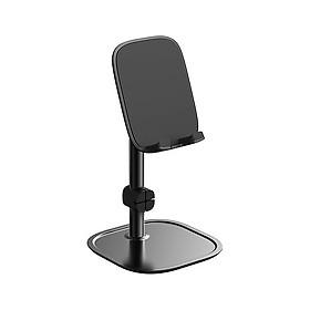 Giá đỡ đa năng 2 in 1 Baseus Metal Table Hợp kim nhôm nguyên khối cho điện thoại máy tính bảng - Hàng chính hãng