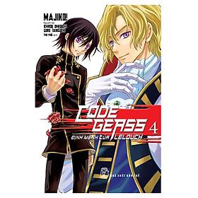 Code Geass: Định Mệnh Của Lelouch 04