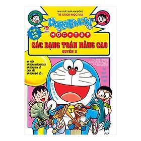 Doraemon Học Tập: Các Dạng Toán Nâng Cao 2 (Tái Bản 2019)