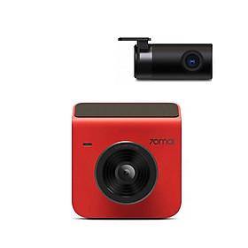 Camera hành trình ô tô Xiaomi 70mai Dash Cam A400 + Rear Cam (cam sau) - Hàng Nhập Khẩu
