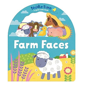 Toddle Time - Guess Who - Farm Faces