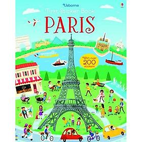 First Sticker Book: Paris