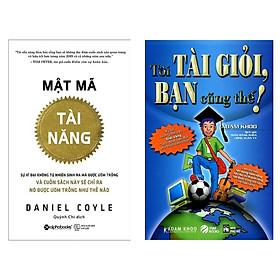 Combo Kĩ Năng Làm Việc Thành Công Đỉnh Cao: Mật Mã Tài Năng + Tôi Tài Giỏi - Bạn Cũng Thế  ( Tặng Kèm Bookmarlk Love Life)