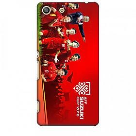 Ốp Lưng Dành Cho Sony Xperia M5 AFF CUP Đội Tuyển Việt Nam - Mẫu 1