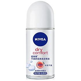 Lăn Khử Mùi Khô Thoáng Nivea (50ml)